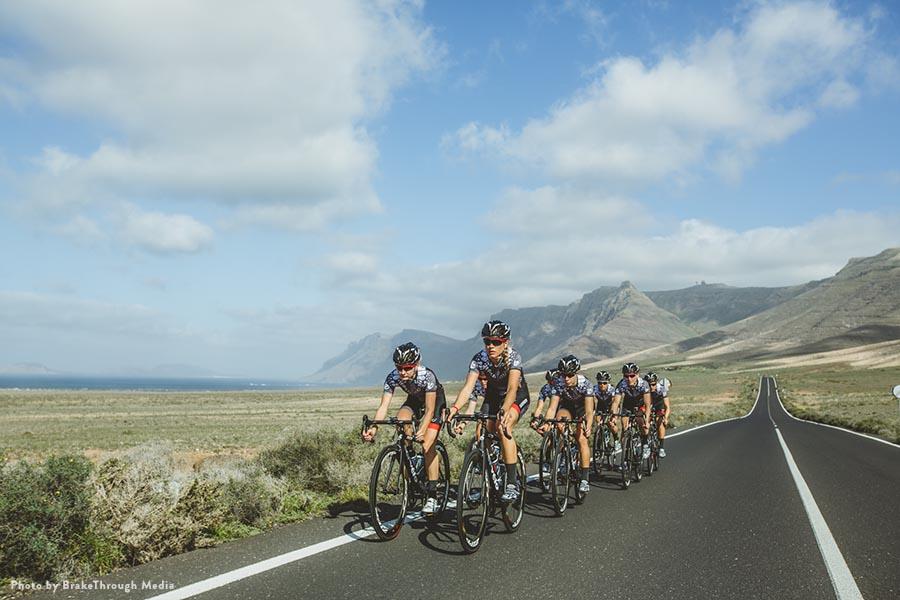 2014 Velocio-SRAM - Lanzarote Spain